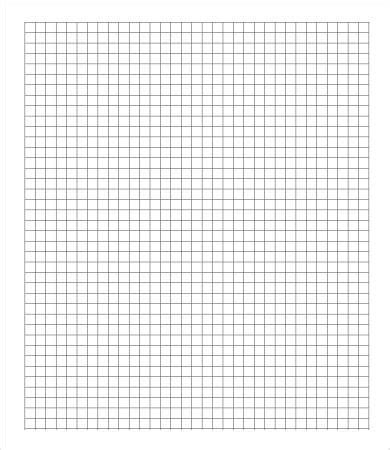 printable large graph paper pdf large graph paper template 9 free pdf documents