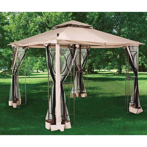 ocean state job lot curtains ocean state 2010 nantucket gazebo replacement canopy
