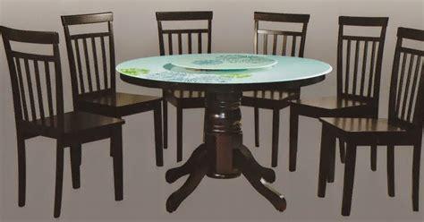 Meja Makan Marble model gambar meja makan jati harga murah meja makan marble