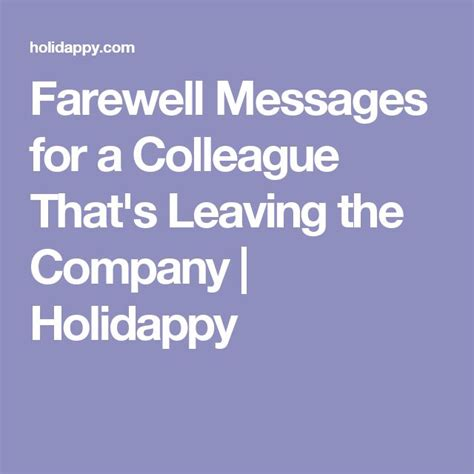 Mba Friends Quotes by Best 25 Farewell Message To Colleague Ideas On