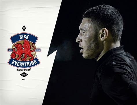 alex oxlade chamberlain risk everything nike alex oxlade chamberlain rwd