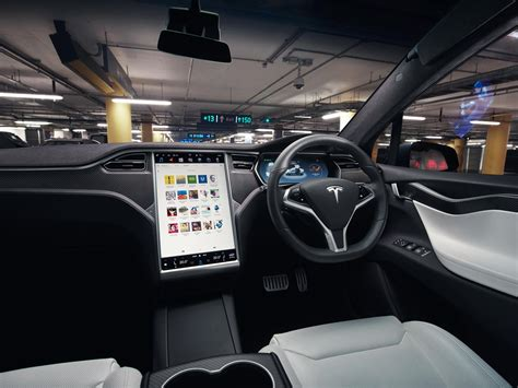 tesla model x suv 2016 photos parkers
