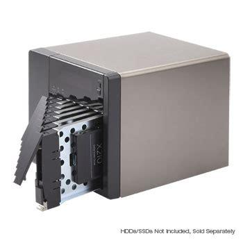 qnap 8 bay 2 5 inch sata3 hdd small business nas server