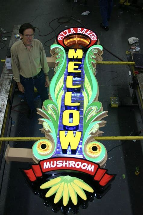mellow lincoln nebraska custom sign design portfolio snyder signs johnson city