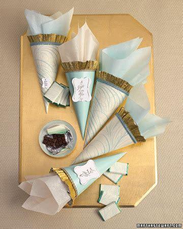 Martha Stewart Paper Cone Template