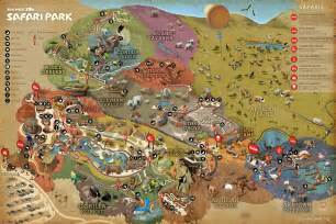 Map Of San Diego Zoo by San Diego Zoo Safari Park Beautiful Scenery Photography