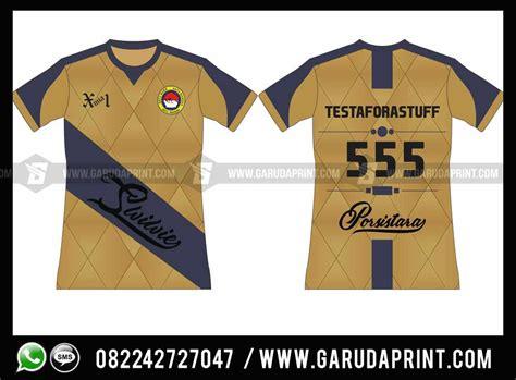 desain baju futsal gradasi pembuatan kaos olahraga printing sma taruna nusantara