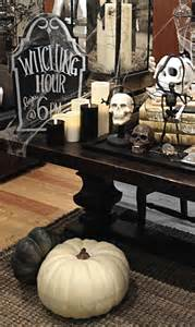 Home Decor Halloween 31 Ideas For Stylish Black Amp White Halloween Decorations