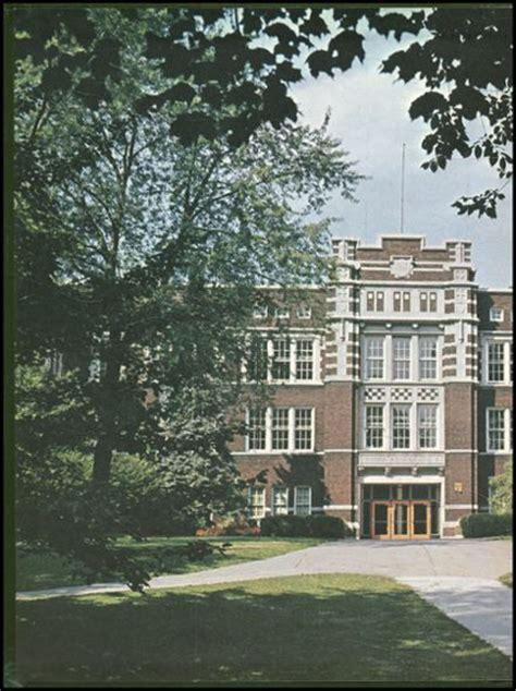 Pontiac School by Explore 1970 Pontiac Central High School Yearbook Pontiac