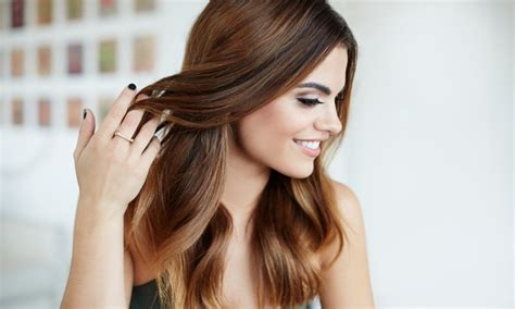 haircut deals orleans hairstyle services pure harmony salon and nails groupon
