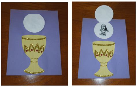 communion crafts for the catholic toolbox crafty crafters holy communion