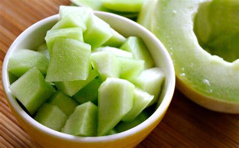 manfaat  nilai gizi buah melon  baik bagi kesehatan