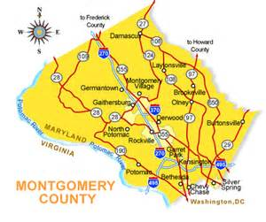 montgomery county map georges assisted living m and a place