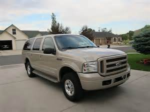 2005 Ford Excursion 2005 Ford Excursion Pictures Cargurus