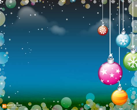 christmas vector decorations wallpapers free christian