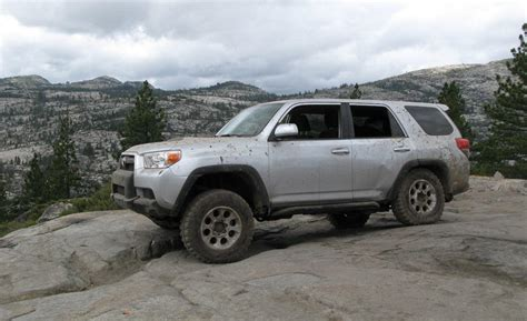 2010 Toyota Four Runner Car And Driver