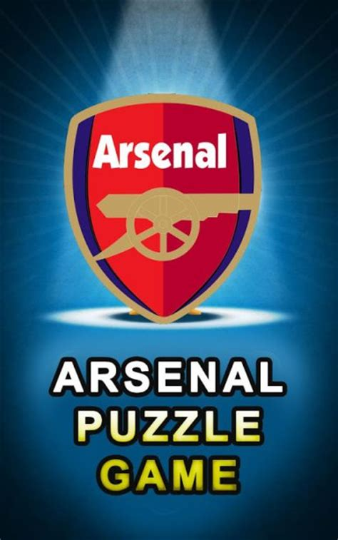 arsenal game arsenal puzzle game download apk for android aptoide
