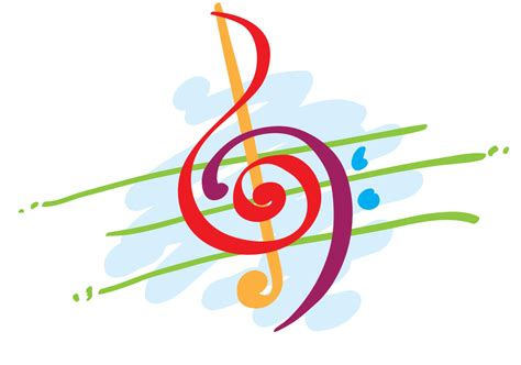 musica clipart colorful musical notes png clipart panda free clipart