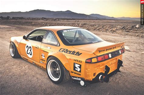 nissan 240sx rocket robb ferguson s rocket bunny boss 1996 nissan 240sx photo