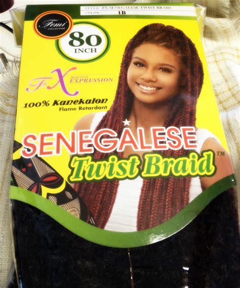 femi kanekalon braiding hair femi collection 100 kanekalon hair senegalese twist