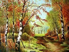 Landscape Artists Watercolor Landscape Watercolor By Boston Artist Charles Gerald