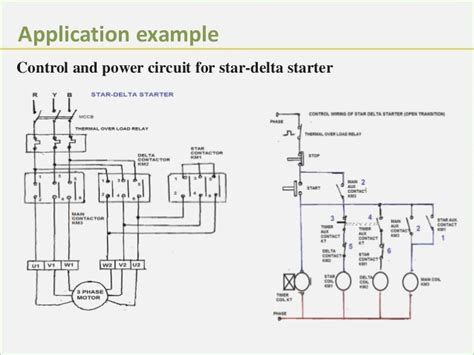 delta starter circuit diagram l t wiring diagram