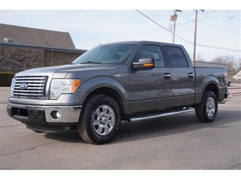 Ford Oklahoma 2011 Ford F 150 For Sale In Oklahoma Carsforsale