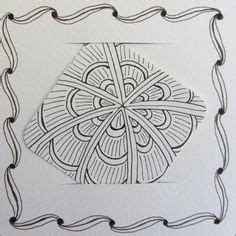 zentangle pattern drupe 1000 images about zentangle borders bijou on pinterest
