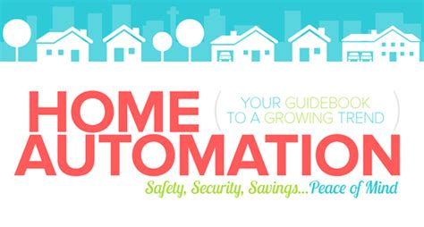 benefits of home automation infographic the benefits of home automation systems