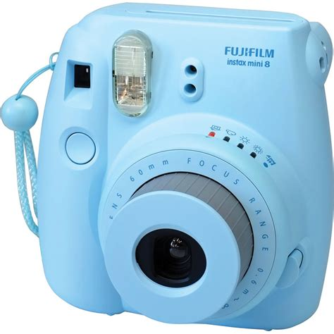 fujifilm instax 8 fuji instax mini 8 instant photo blue w 20 instax