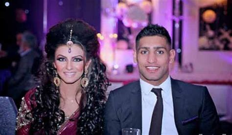 Boxer Amir Khan Faryal Makhdoom Wedding
