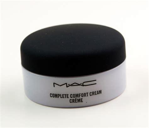 mac complete comfort creme mac cham pale complete comfort cream fix lavender
