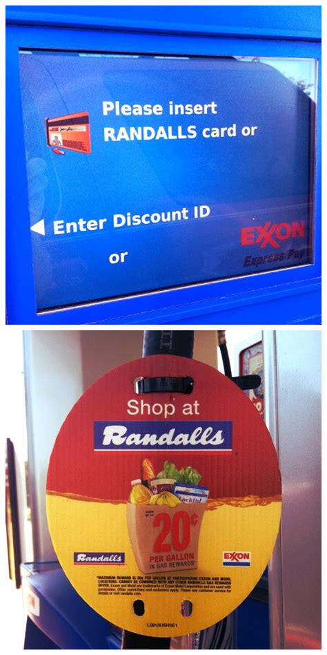 Where Can I Use Exxon Mobil Gift Card - expired giveaway enter to win 50 randalls card new fuel partnership with exxon