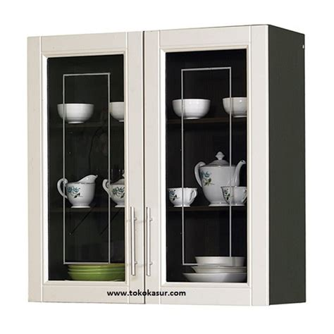 Kitchen Set 2 Pintu Atas Dan Bawah 2662 42 kitchen set murah harga kitchen set lemari dapur