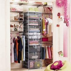 Technik Closets by Closet Organization On Kid Closet Elfa Closet