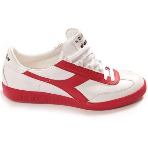 buy diadora borg originals 1976 tennis shoe in white diadora diadora fussy nation