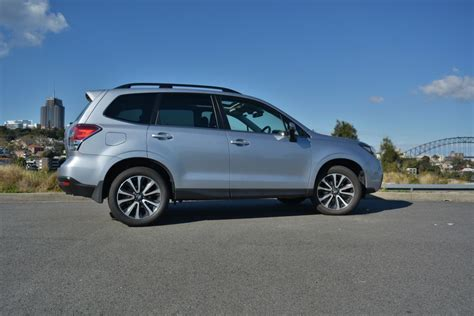 Subaru Forester 2 5i by 2016 Subaru Forester 2 5i S Goauto Overview