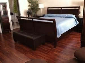 laminate flooring bedroom ideas bedroom with dark cherry laminate flooring flooring