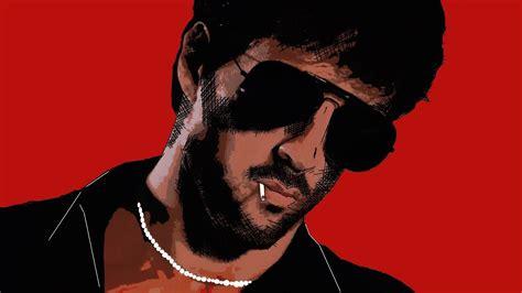 John Wick 2 Full Movie Download men glasses black and red cobra movie sylvester