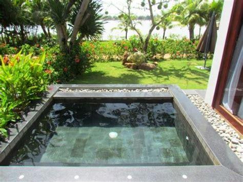 backyard plunge pool 34 coolest plunge pool ideas for your backyard gardenoholic