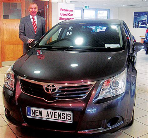 tom burke motors advertiser ie toyota launches new iq and avensis