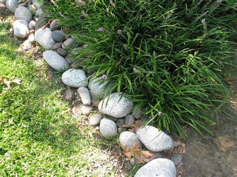Rocks For Garden Edging Landscape Borders