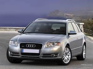 Audi A4 3 2 Specs 2008 Audi A4 Avant 3 2 Fsi Quattro Specifications And