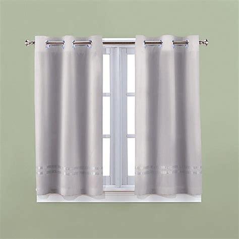 Hookless 174 Escape 45 Inch Bath Window Curtain Panels