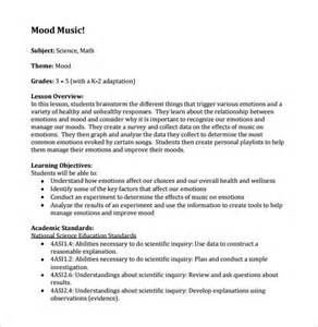 how to make a lesson plan template in word lesson plan template 8 free sle exle