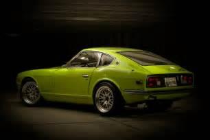 240 Z Nissan 1972 Datsun 240z Uncrate