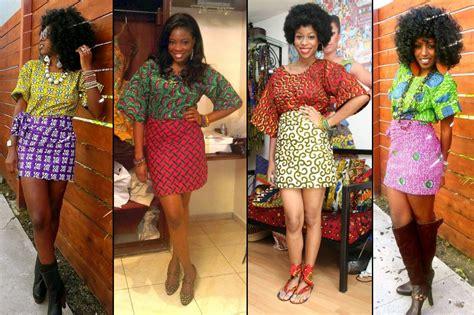 nigerian iro and buba styles color blocking with iro buba oleku style raqueldaily