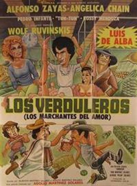 los verduleros 3 pelicula los verduleros by alfonso zayas angelica chain wolf