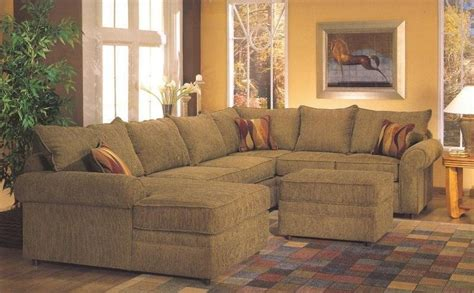 custom sectional sofa chenille sectional  shaped