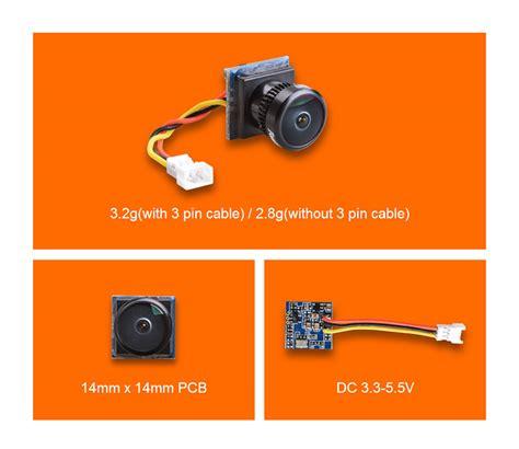 Newest Runcam Nano 650tvl 1 3 Cmos Sensor Pal 2 1mm Fov 160 1 runcam nano 650tvl fpv pal